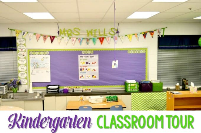 Peek at my Week….Classroom Tour