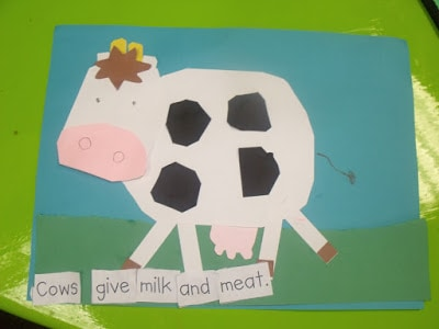 A farm-themed week in your kindergarden classroom can be a lot of fun! Check out these kindergarten farm activities and printables for your students!