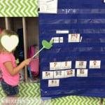 Sentence Writing in Kindergarten