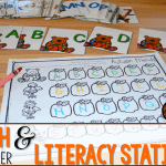 Math and Literacy for November