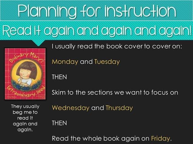 Interactive Read Aloud: Webinar Follow Up! 4