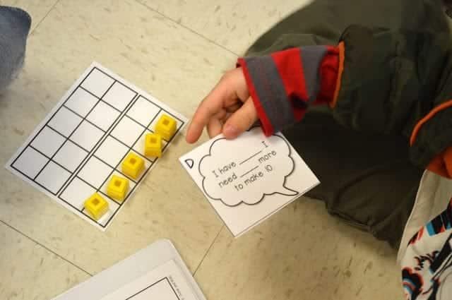 Best Math and Literacy Activities for Kindergarten EVER! 3