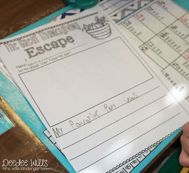 Best Math and Literacy Activities for Kindergarten EVER! 7
