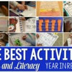 Best Math & Literacy Activities of the Year