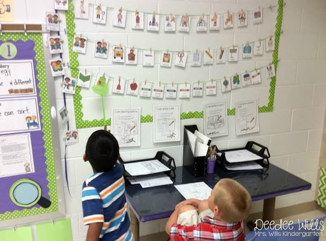 Best Math and Literacy Activities for Kindergarten EVER! 5
