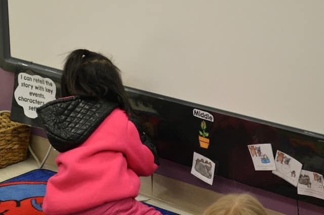 Retelling with Tacky the Penguin 2
