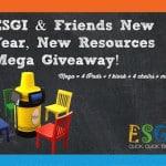 ESGI Mega Giveaway