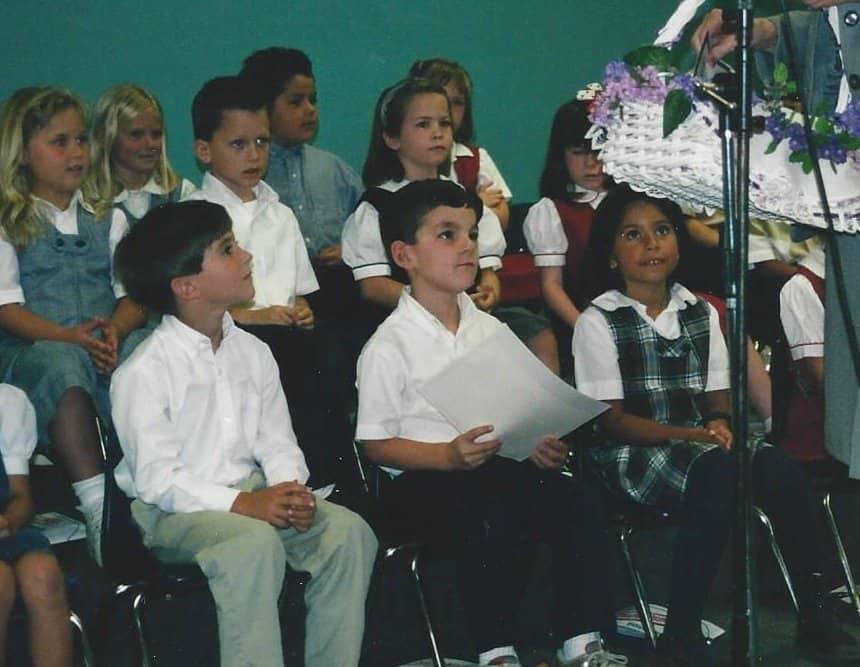 The Perfect Son in Kindergarten