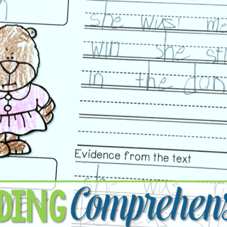 Reading Comprehension Updates!