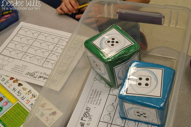Games for kindergarten! Check out these downloadable kindergarten learning games for math and literacy. Editable activities so you can customize this activity to your classroom needs.