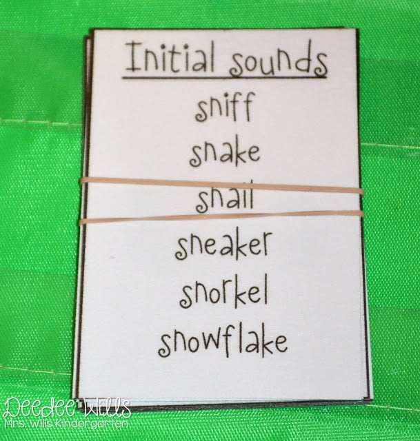 10 Powerfully Simple Word Work Activities to strengthen phonemic awareness