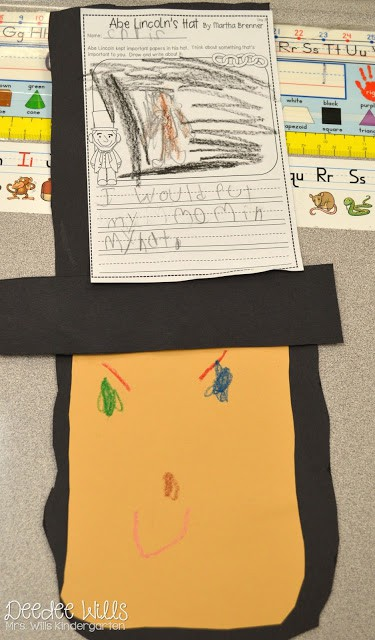 Kindergarten making connections