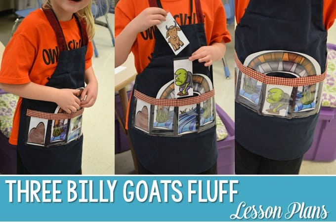 Lesson plans for Three Billy Goats: Students compare different versions of the Three Billy Goats Gruff! Retelling and opinion writing included.