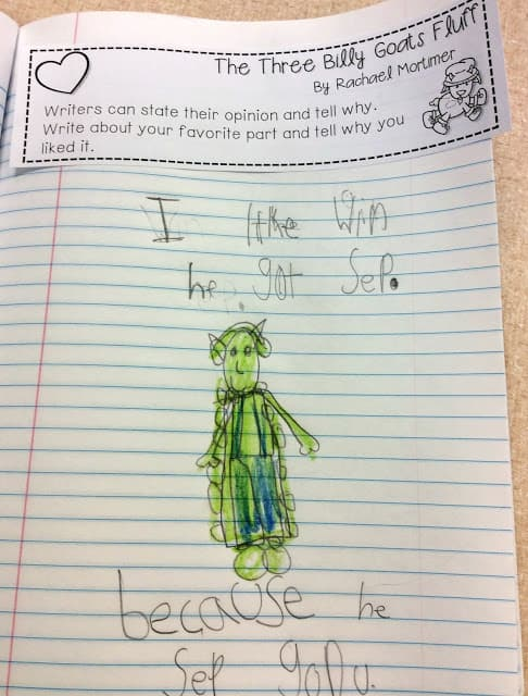 Lesson Plans for Three Billy Goats