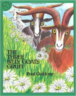 Lesson Plans for Three Billy Goats 2