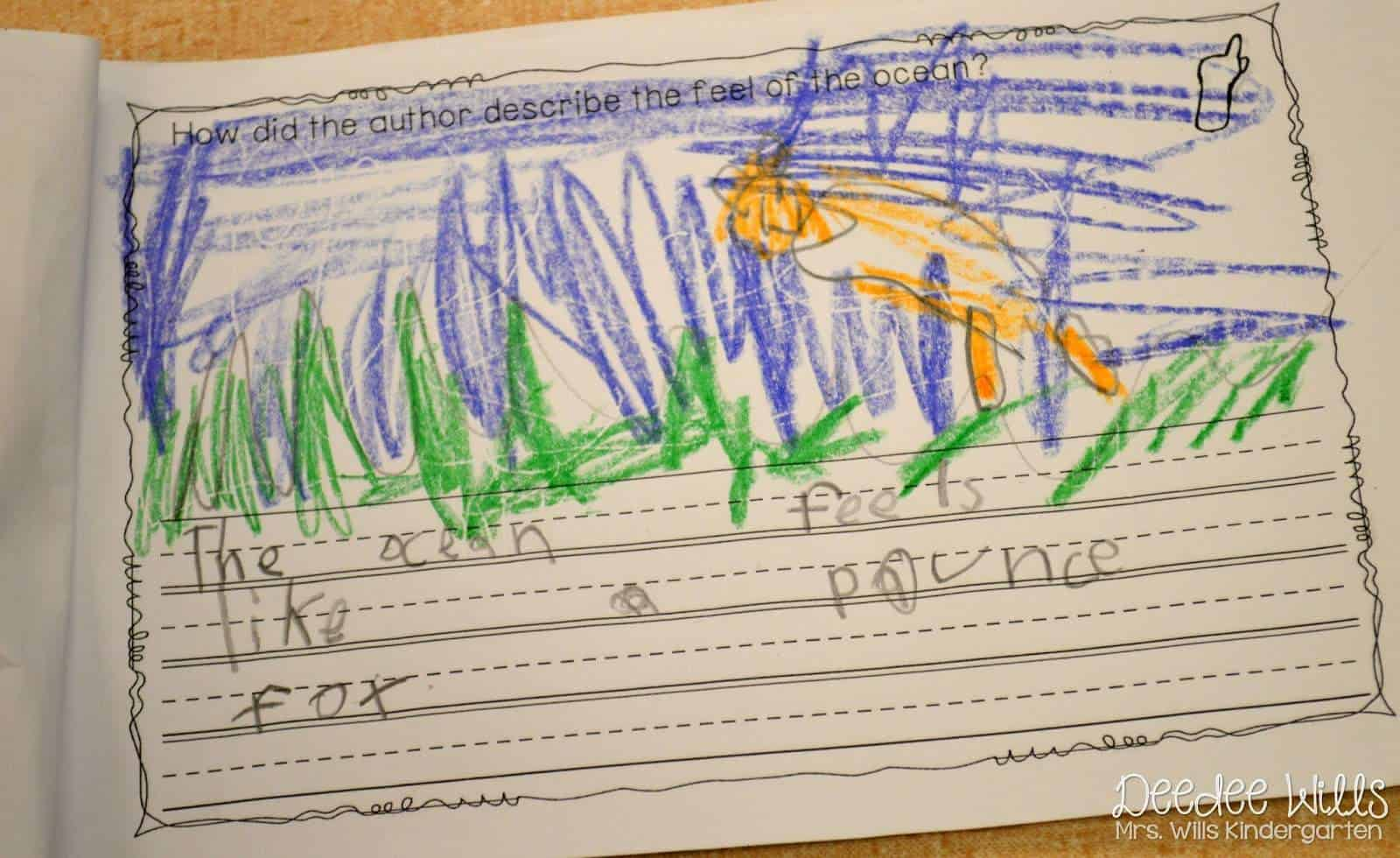 Week Lesson Plans for Kindergarten & 1st