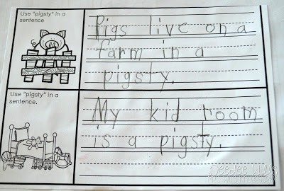 Pigsty Lesson Plans