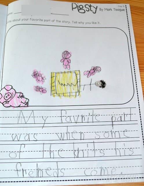 Pigsty Lesson Plans