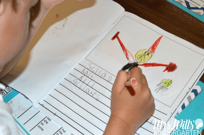 Genre Writing in Kindergarten