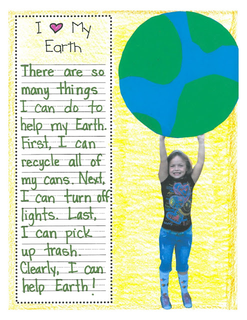 Earth Day Lesson Plans with a FREE File! 6