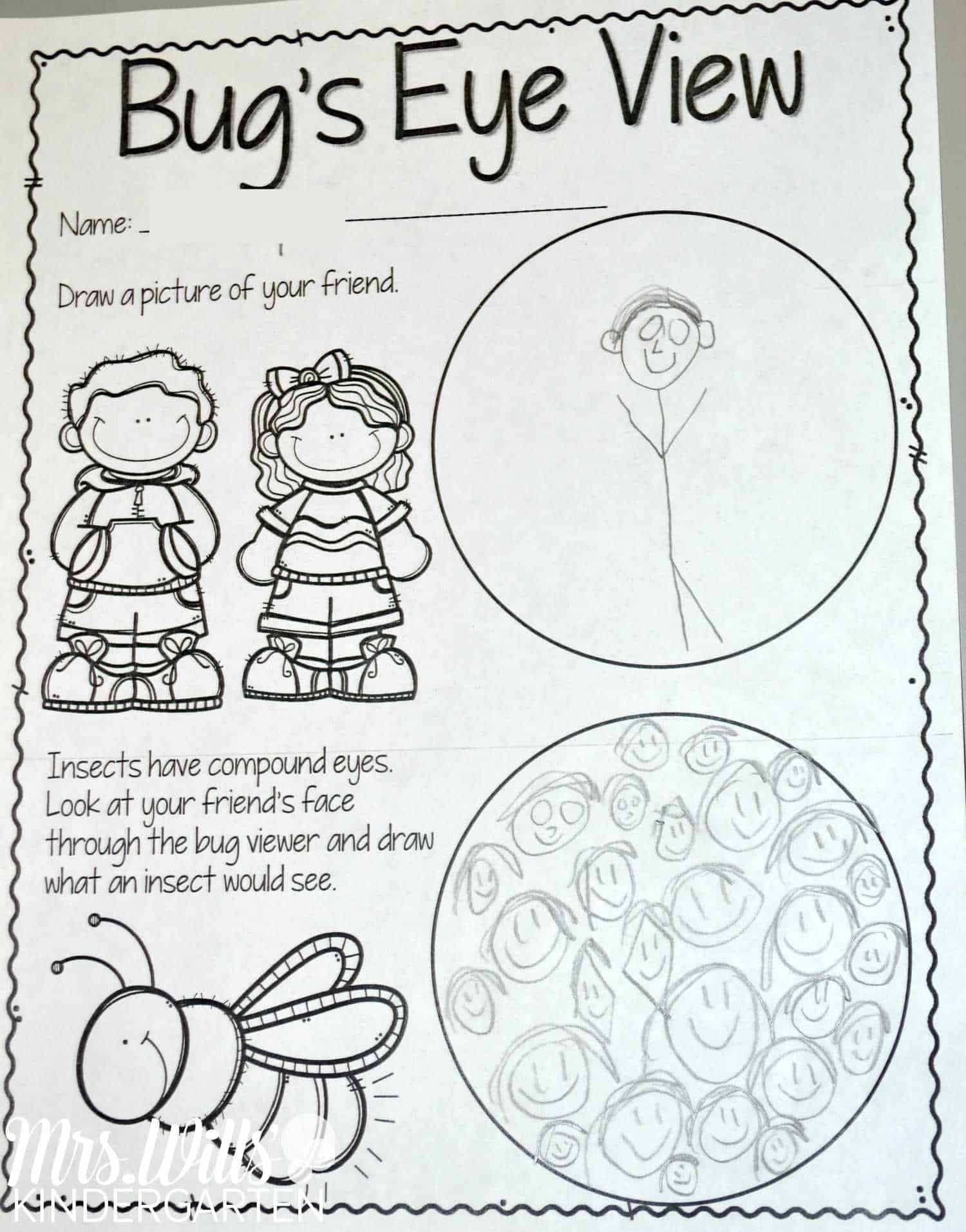 insects activities for preschoolers insect lesson plans for kindergarten 860