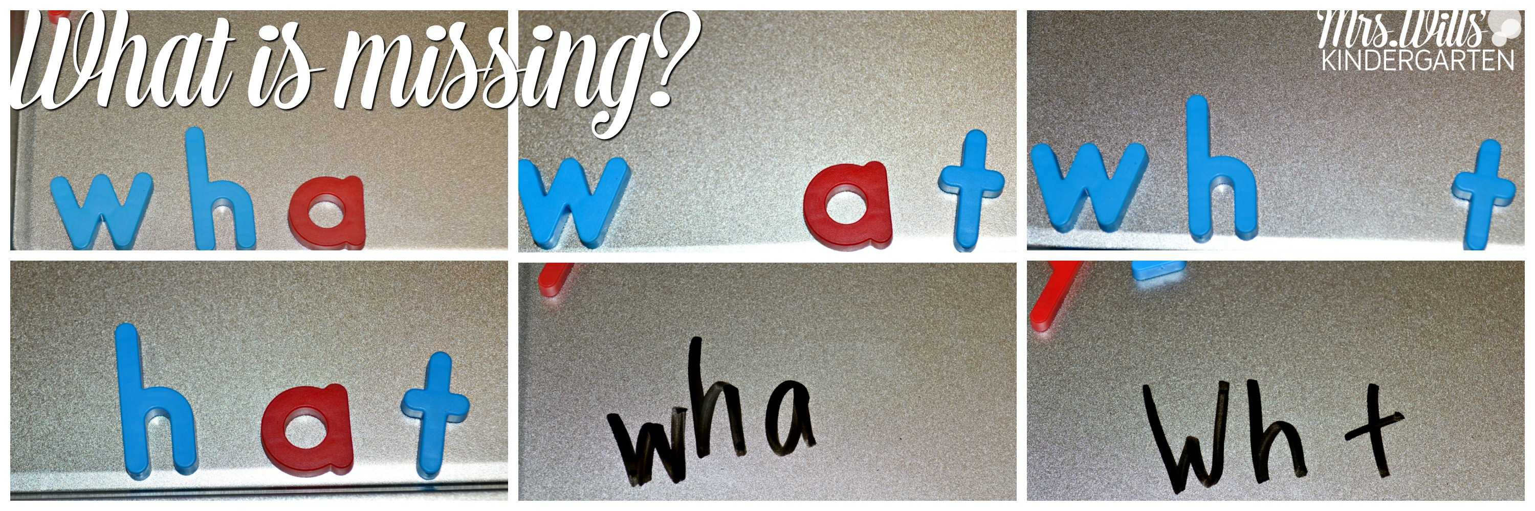 Guided Reading What is Missing