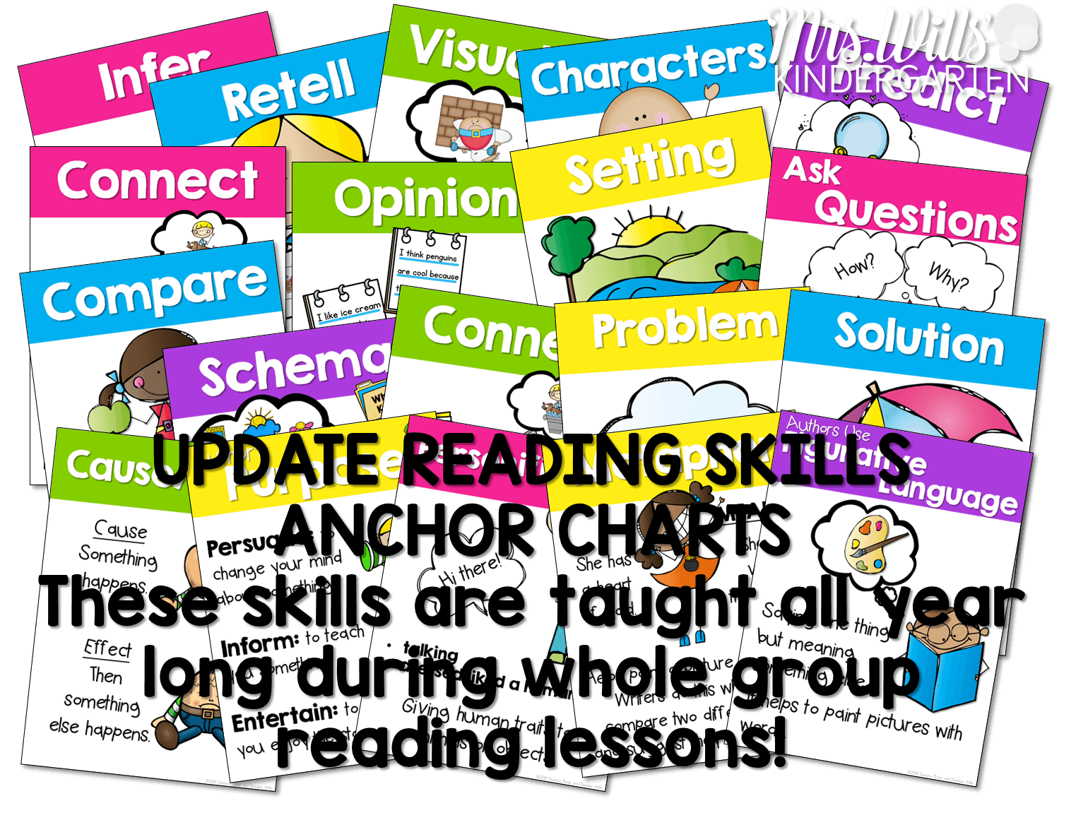 New Anchor Charts 2