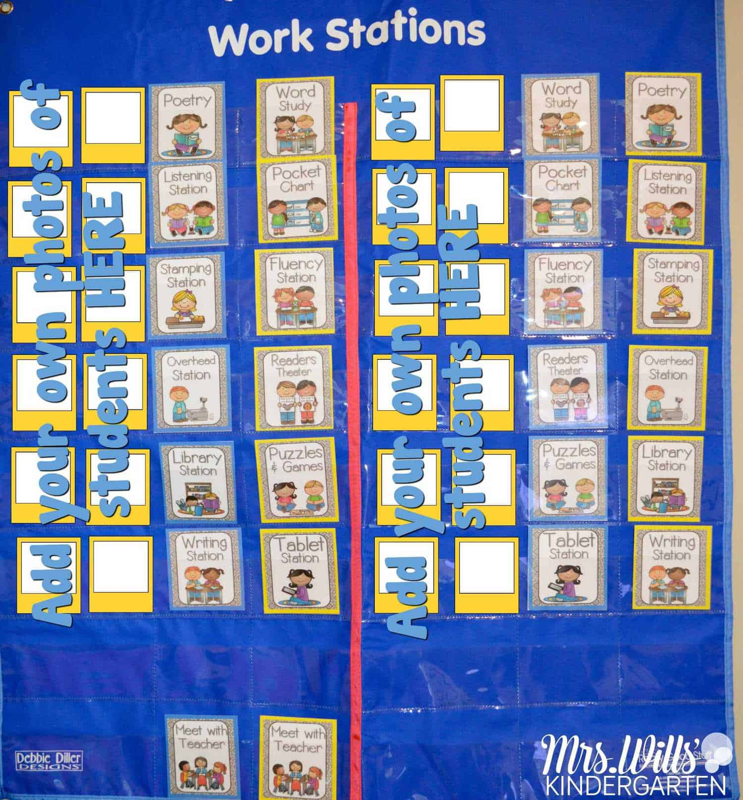 Classroom Rotation Ideas : Classroom management