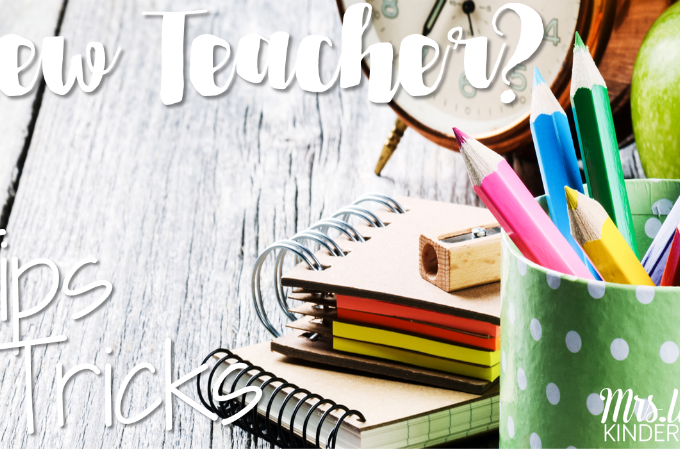 Tips for New Teachers. The first year can be overwhelming! Here are a few tips to make your first year teaching experience successful.