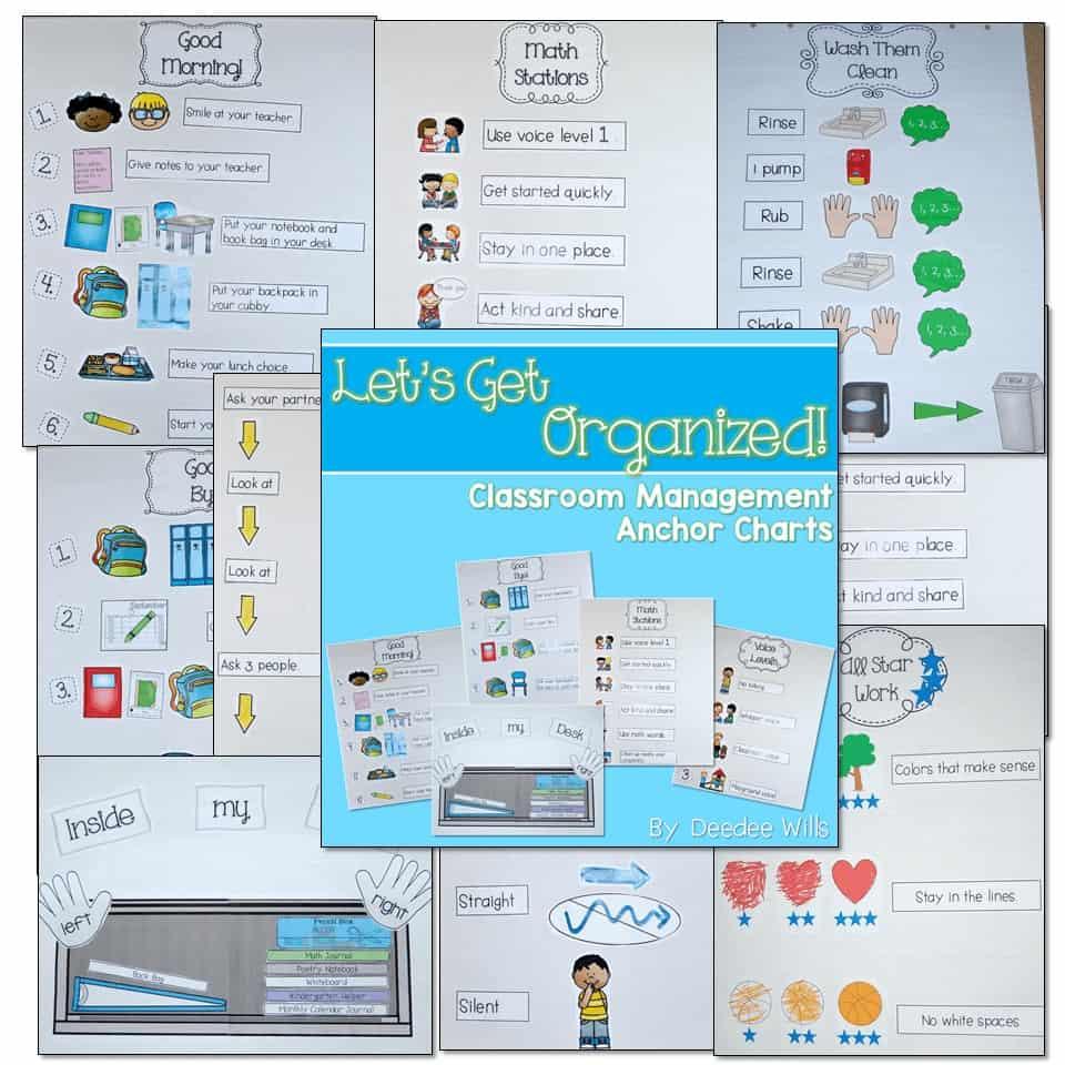 Classroom Management IDEAS, Kindergarten classroom management ideas to keep your classroom learning organized. Independent students makes a happy teacher.