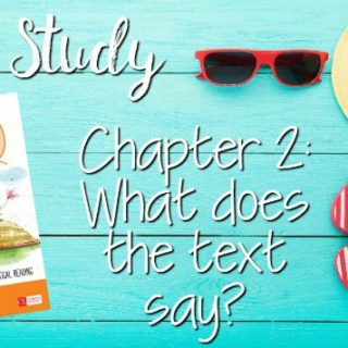 Text Dependent Questions: Chapter 2 (linky)