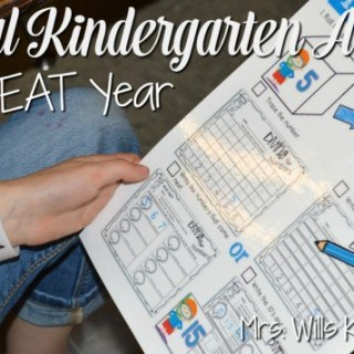 Essential Kindergarten Activities for a GREAT year!