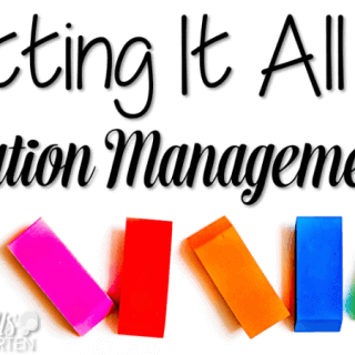 Top Tips for Station Management ~ Fitting it all in