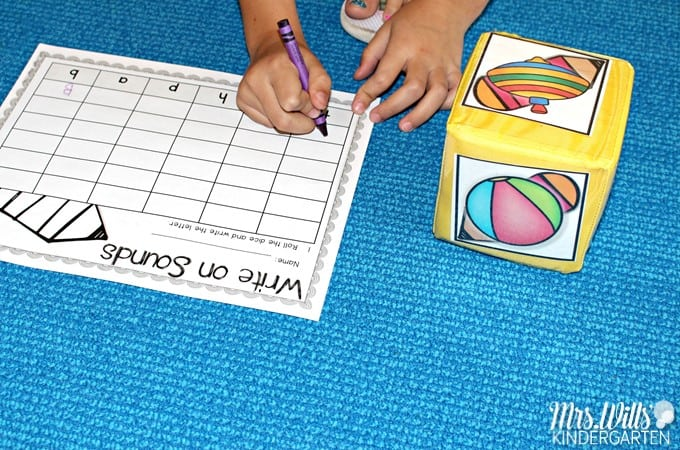 Centers in kindergarten is a must! However, figuring out how to start kindergarten centers can be tough. Here are a few ideas to help you get ready so you can love your daily center time.