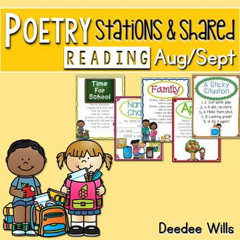Poetry for Aug/Sept