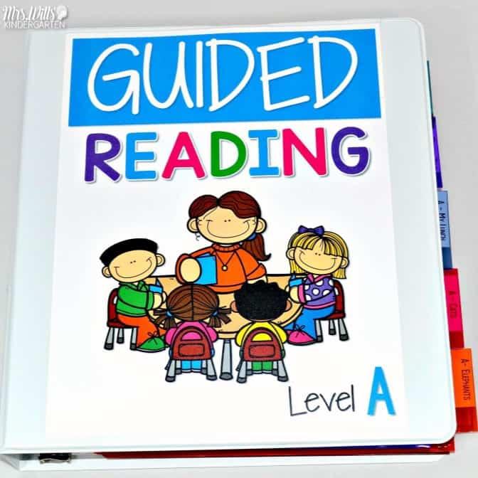 The BEST Kindergarten Schedule To Help You Fit It All In