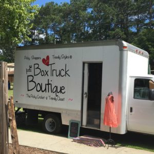 The Box Truck Boutique