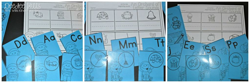 Math and Literacy Centers for August. Black in only saves ink. Perfect for kindergarten or first grade.