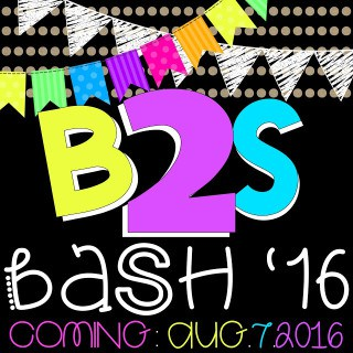Back to School BASH 2016