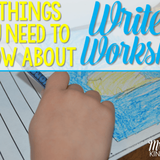 5 Things You NEED to Know About Writers Workshop