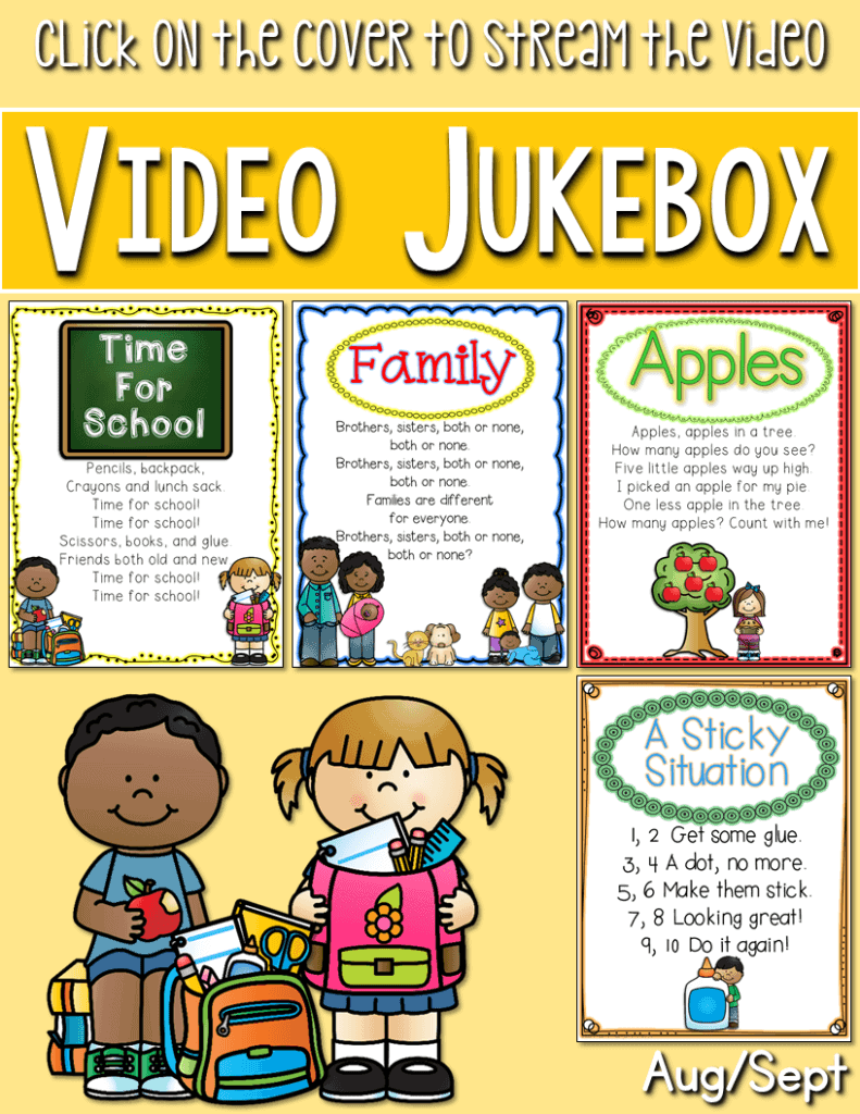Kindergarten poetry... it's like FREE books but Better! Let me show you how to add books to your classroom library that your kindergartners WANT to read.