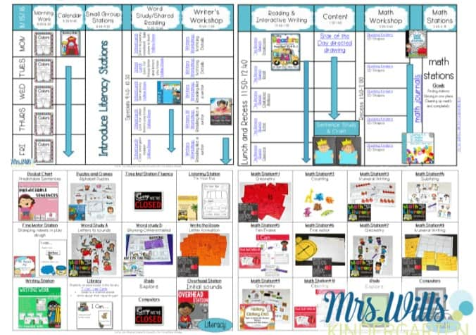 Build your classroom community through the books you read and the tone you set. Start your beginning of the year on the right foot.  The Recess Queen lessons and Stand Tall Molly Lou Mellon lesson plans included.