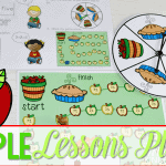 Lesson Plans for Your Apple Week