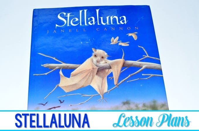 Bat lesson plans for kindergarten is here! Math, Poetry, Center Activities, and craft ideas. See how I craft lessons around the book, Stellaluna!