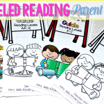 Leveled Reading in Kindergarten Free Download and Webinar