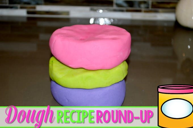 Playdough Recipe Roundup