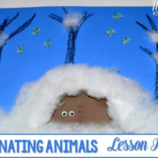 Hibernating Animals Lesson Plans