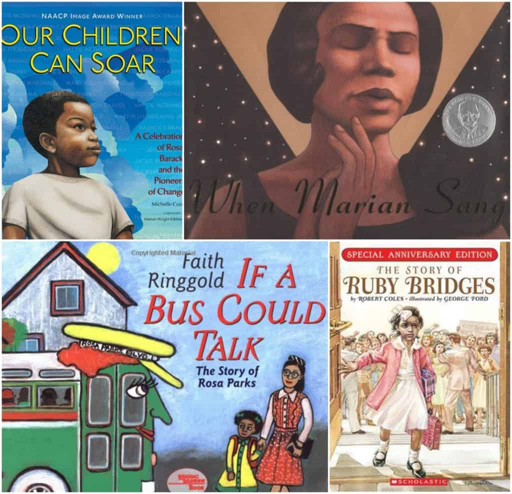 Celebrating Black History Month in February with a FREE download. Find out the read aloud books my classroom used to learn more about the Amazing Americans in history. Valentine themed centers are also included!