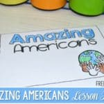 Celebrating Black History Month Lesson Plans and FREE file