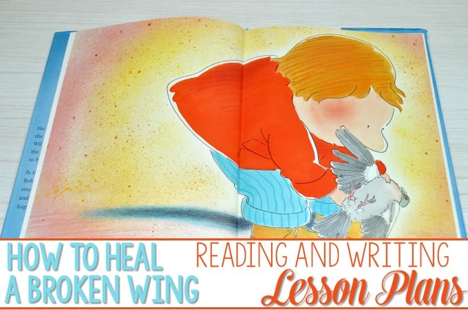 How to Heal a Broken Wing Lesson Plans